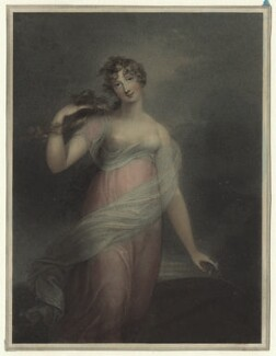 Katherine Sophia, Lady Heathcote, by John Samuel Agar, after  Anne Mee (née Foldsone) - NPG D21126