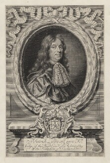 Sir Patrick Lyon of Carse, by Robert White - NPG D21119