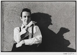 Joe Strummer, by Pennie Smith - NPG x127357