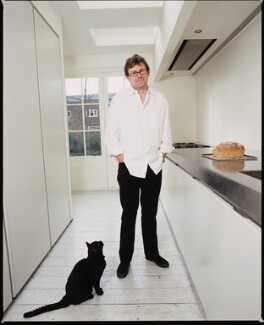 Nigel Slater, by Richard Ansett, 2004 - NPG  - © Richard Ansett