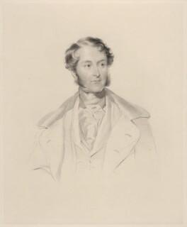 Robert Grosvenor, 1st Baron Ebury, by Frederick Christian Lewis Sr, after  George Richmond, (1837) - NPG D20639 - © National Portrait Gallery, London