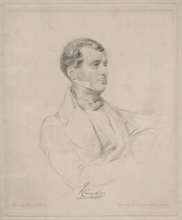 Ralph Sneyd, by Frederick Christian Lewis Sr, after  George Richmond - NPG D20641