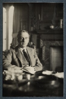 Philip Edward Morrell, by Lady Ottoline Morrell - NPG Ax142404