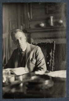 Philip Edward Morrell, by Lady Ottoline Morrell - NPG Ax142406