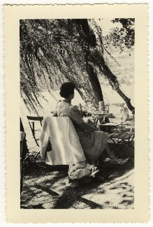 Frances Partridge, by Unknown photographer - NPG x38543