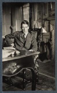 Walter James Redfern Turner, by Lady Ottoline Morrell - NPG Ax142426