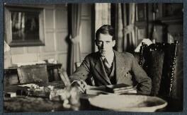 Walter James Redfern Turner, by Lady Ottoline Morrell - NPG Ax142430