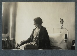 Lady Ottoline Morrell, possibly by Lady Ottoline Morrell - NPG Ax142462