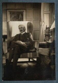 Lord Charles Cavendish-Bentinck, by Lady Ottoline Morrell - NPG Ax142537