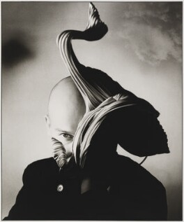 Stephen Jones, by Nick Knight, 1985 - NPG  - © Nick Knight