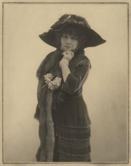 Sarah Bernhardt, by Elliott & Fry - NPG x127410