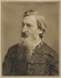 William Booth, by Elliott & Fry - NPG x127412