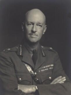 Lionel Hugh Knightley Finch, by Walter Stoneman - NPG x1010