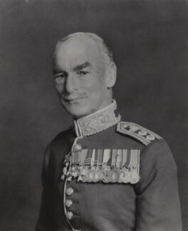Lord Esme Charles Gordon-Lennox, by Walter Stoneman - NPG x1444