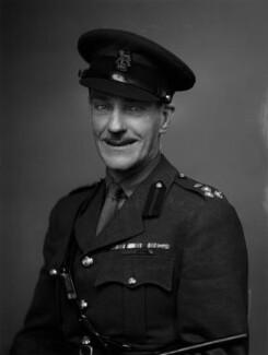 John Arthur Mallock Bond, by Walter Stoneman - NPG x4160