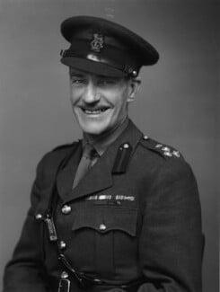 John Arthur Mallock Bond, by Walter Stoneman - NPG x4162