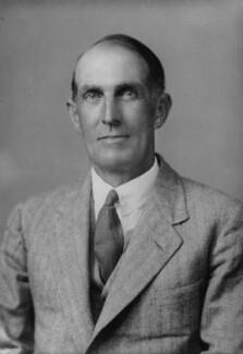 Sir Bernard Henry Bourdillon, by Walter Stoneman - NPG x4666