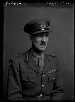 Sir Edmond Charles Acton Schreiber, by Walter Stoneman - NPG x5896