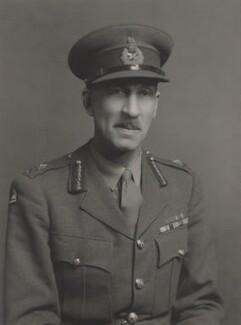Sir Edmond Charles Acton Schreiber, by Walter Stoneman - NPG x5897
