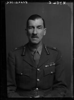 Sir Edmond Charles Acton Schreiber, by Walter Stoneman - NPG x5900