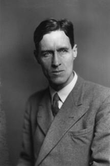 Patrick Maynard Stuart Blackett, Baron Blackett, by Walter Stoneman - NPG x5925