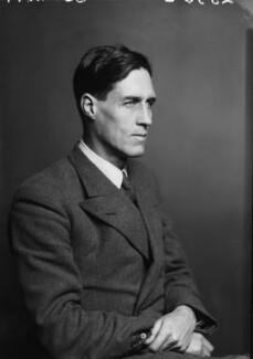 Patrick Maynard Stuart Blackett, Baron Blackett, by Walter Stoneman - NPG x5926