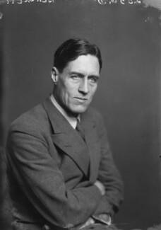 Patrick Maynard Stuart Blackett, Baron Blackett, by Walter Stoneman - NPG x5927