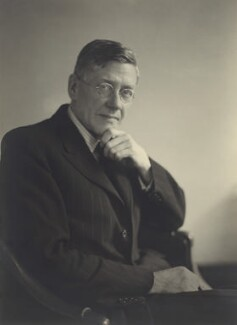Sir (James) Alan Noel Barlow, 2nd Bt, by Walter Stoneman - NPG x8760