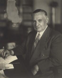 Ernest Bevin, by Walter Stoneman - NPG x8767