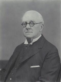 Sir John Meir Astbury, by Walter Stoneman - NPG x19963
