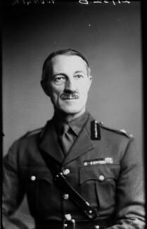 John Edward Talbot Younger, by Walter Stoneman - NPG x20533