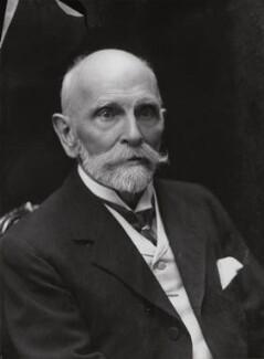 Sir William Pollard Byles, by Walter Stoneman - NPG x20702