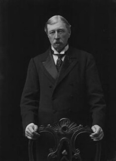 Sir John Arthur Ransome Marriott, by Walter Stoneman - NPG x20708