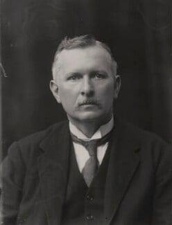 Sir Hubert Llewellyn Smith, by Walter Stoneman - NPG x20729