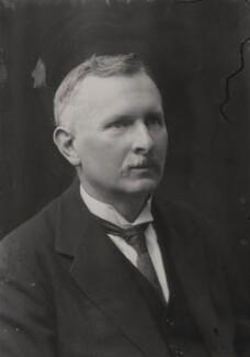 Sir Hubert Llewellyn Smith, by Walter Stoneman - NPG x20730