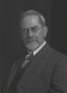 Sir James George Frazer, by Walter Stoneman - NPG x21923