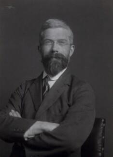 Sir Ronald Aylmer Fisher, by Walter Stoneman - NPG x24050