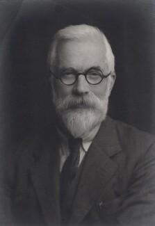 Sir Ronald Aylmer Fisher, by Walter Stoneman, 1953 - NPG x24053 - © National Portrait Gallery, London