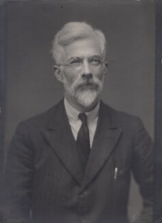 Sir Ronald Aylmer Fisher, by Walter Stoneman - NPG x24054
