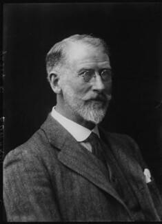 Sir Francis Edwards, 1st Bt, by Walter Stoneman - NPG x24076