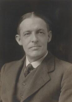 Sir Lawrence Weaver, by Walter Stoneman - NPG x28057