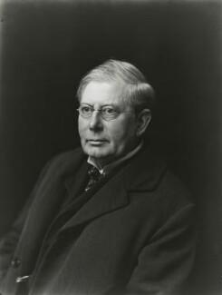 Sir George James Frampton, by Walter Stoneman, 1924 - NPG x31561 - © National Portrait Gallery, London