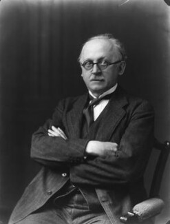 Sir Edwin Lutyens, by Walter Stoneman - NPG x31565