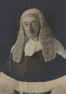 Sir Cyril Atkinson, by Walter Stoneman, May 1940 - NPG x32131 - © National Portrait Gallery, London