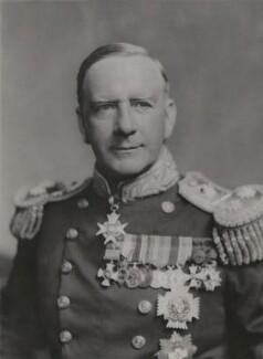 Sir Noel Frank Laurence, by Walter Stoneman - NPG x32610