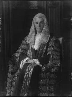 Frederick Edwin Smith, 1st Earl of Birkenhead, by Walter Stoneman - NPG x34507