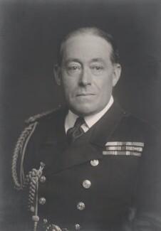 Sir Dudley Burton Napier North, by Walter Stoneman - NPG x38243
