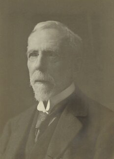 John Abercromby, 5th Baron Abercromby, by Walter Stoneman, 1920 - NPG x38245 - © National Portrait Gallery, London