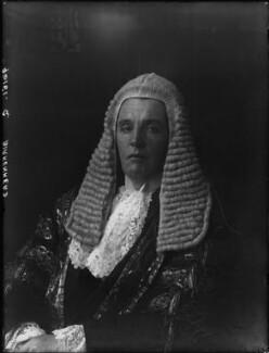 Frederick Edwin Smith, 1st Earl of Birkenhead, by Walter Stoneman - NPG x38260