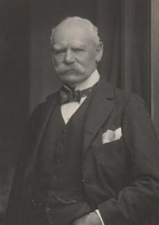 Charles Henry Gordon-Lennox, 7th Duke of Richmond, 7th Duke of Lennox and 2nd Duke of Gordon, by Walter Stoneman, for  James Russell & Sons - NPG Ax39006
